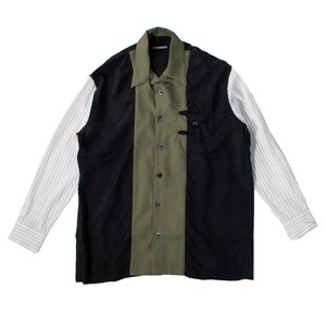 YUKI HASHIMMOTO Jacket Detail Shirt