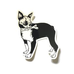 ステッカー 犬