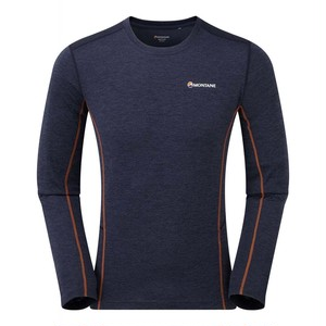 MONTANE(モンテイン) Men's Dart Long Sleeve T-shirt ATCブルー GMDLTSM
