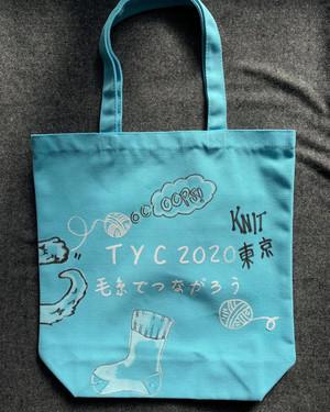 東京ヤーンクロール2020限定『OOPS!トート』2/猫の手【1点限り】