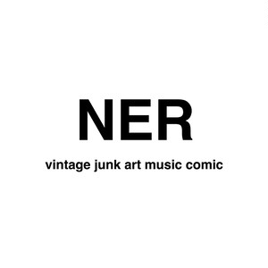 NER Original Logo T-Shirt White