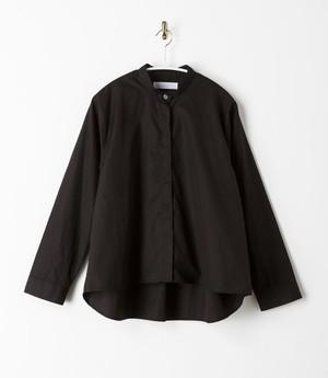 【SETTO】PETTY SHIRT  (BLK) セット シャツ