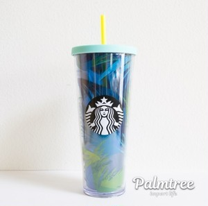 Starbucks HAWAII限定 タンブラー 710ml blue