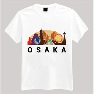 限定版 大阪T-シャツ デザイナー