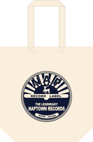 NAPTOWN RECORDS トートバッグ(M)