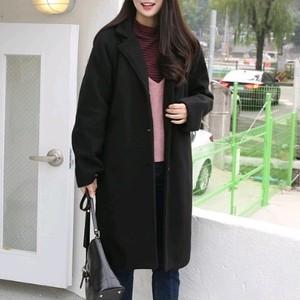 【アウター】ファッションシンプルローグ合わせやすいコート