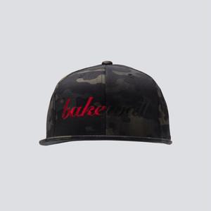 BAKEWALL LOGO CAP (MULTICAM®︎BLACK)