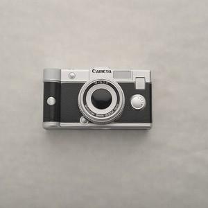 フェイクカメラ(撮影用・貯金箱)