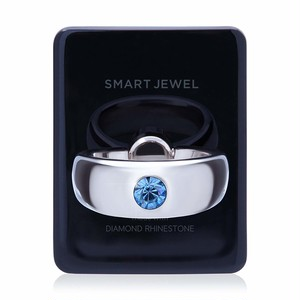 Smart Jewel‐Inray Thick-Black-9月‐17SJ6-1-BLKSAP