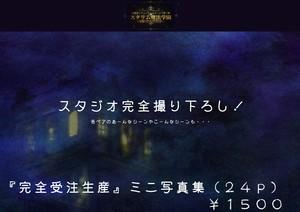 【スタリム魔法学園】魔法学園ミニ写真集【完全受注生産】