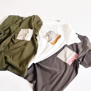 Nylon Pocket T-Shirt