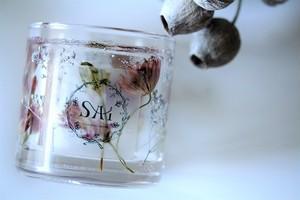 Water flower 【アストランティア×シルバーかすみそう】