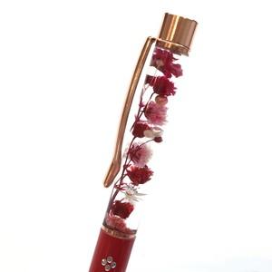 komachi_no☆ ハーバリウム花柄ボールペン #037