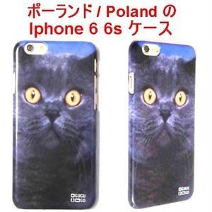MrGUGU&MissGO ミスターググアンドミスゴー ブリティッシュ キャット British Cat phone case iphone 6 6s アイフォン シックス エス ケース 海外 ブランド