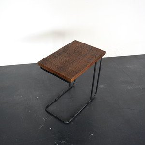 U IRON SIDE TABLE アイアンサイドテーブル BROWN