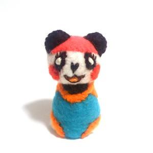 パンダちゃん(水色の水着)