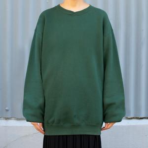 Wide Plain Sweatshirt