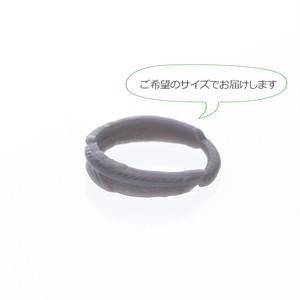 UV硬化樹脂 / 3Dモデル (リング) / Gabriele slim ~Piuma~
