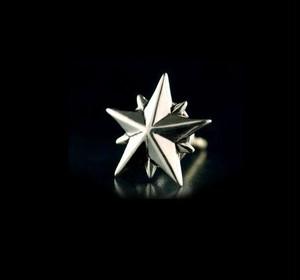 10P STAR STUD / 10ピークス スターピアス
