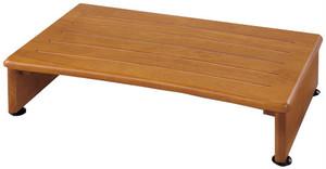 木製収納付き玄関台 60cm幅 【送料無料】