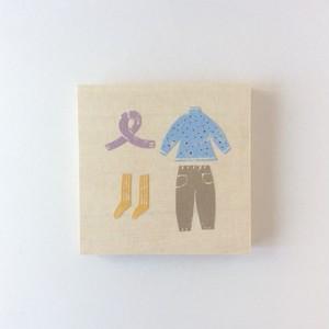 ノラヤ 壁飾り ズボン
