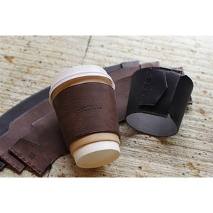 Therese Leather Cup Sleave