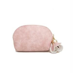 Wallet Tassel Zipper Purse Small Leather Wallet Card Holder Pocket (HF99-6123986)