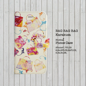 iPhonePLUS専用ケース/BAG Karakusa