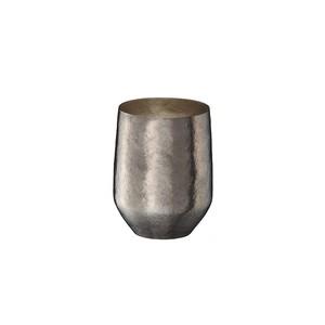 SUSgallery (サスギャラリー) 真空チタンカップ TITANESS Tumbler Basic line 【Goblet Sepia 400ml】