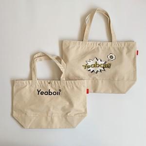 Yeaboii Canvas tote bag