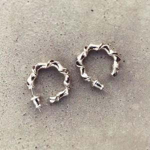 meian silver - screw pierce