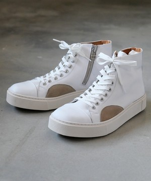 Classic lace-up sneakers / ER0408