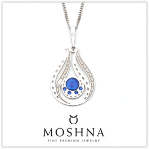 【MOSHNA:モシュナ】Pouch ブルーコレクション