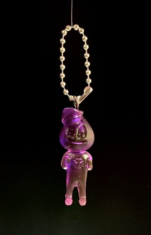 Skeleton HELLくん Purple