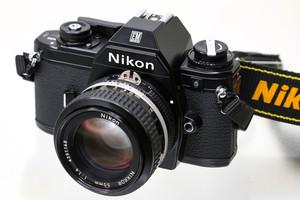 【中古】Nikon(ニコン)EM + Ai50mmF1.4