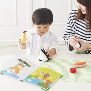 学べる絵本「えほんトイっしょ」<おこめくんとママのおにぎりやさん>