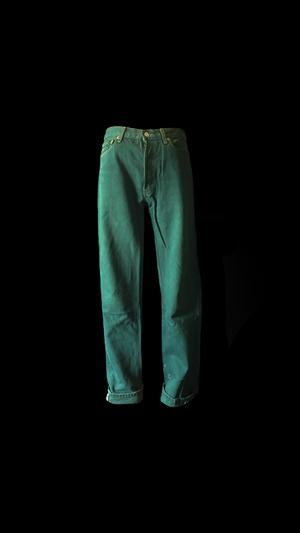 Levi's 501 OVER DYE pants