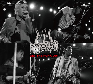 【WARSMAN】1st Maxi Single「GET THE PUNK OUT」