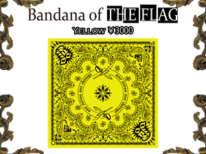 onepage Bandana of the Flag