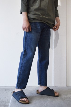"""RESTOCK""【ORDINARY FITS】5P ANKLE DENIM 1year/OM-P020"
