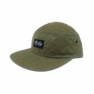 scar /////// BLOOD QUILTING CAMP CAP (Olive)