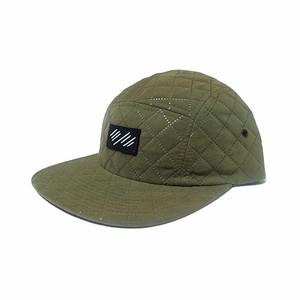 scar /////// BLOOD QUILTING CAMP CAP (Olive)