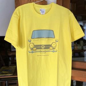 HONDA N360 Tシャツ<イエロー>
