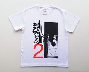 ★受注販売★ 「髭夜2」記念コラボ T-shirts