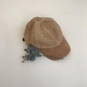 75. corduroy cap