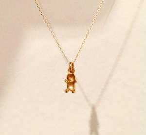 うさぎ pendant K10 YellowGold #00801 うさぎペンダント/10金イエローゴールド