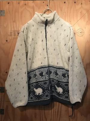 l.l.bean  Half-zip pullover  Women UT-2376