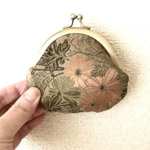 【ちいさな菊の声】西陣帯のコインケース