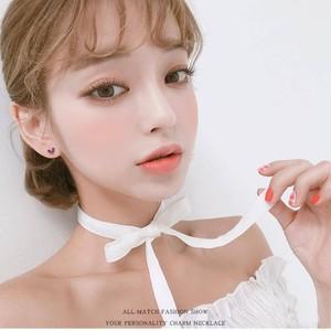 【ファッション小物】シンプルファッション韓国風不規則形ピアス