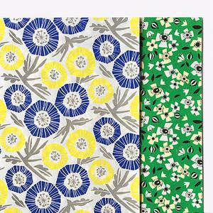 Pattern Paperset[Green]